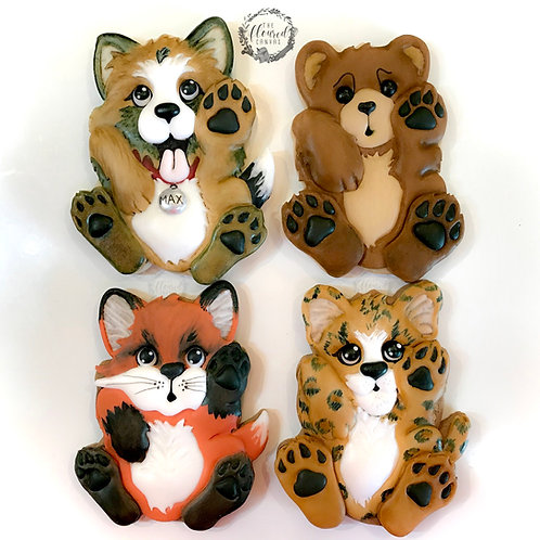 Palm Pets Cookie Decorating Online Class #12