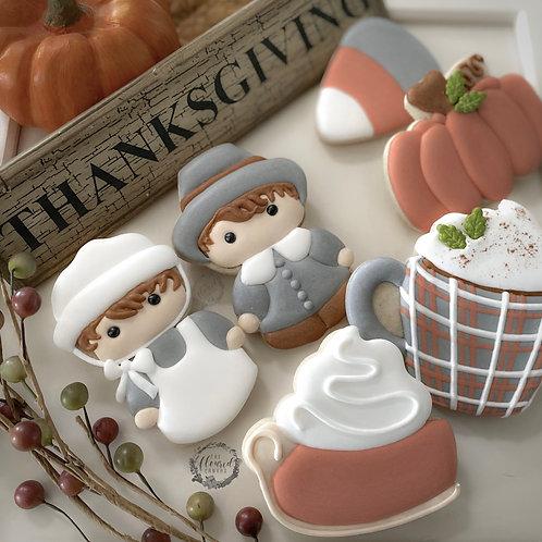 Thanksgiving Cookie Kits!