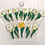 Thumbnail: Lily Flowers Cookie Decorating Online Class #8