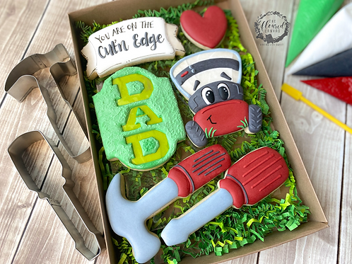 Father's Day Themed Local Cookie Class