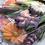 Thumbnail: Mixed Flower Handcut Template