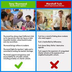 ESTA Midterm Election Endorsements