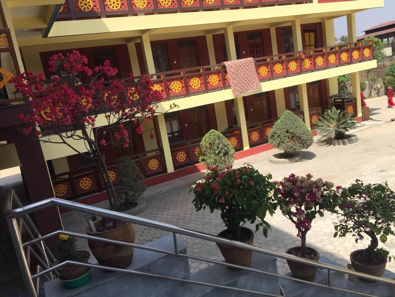 Tara Abbey Entrance