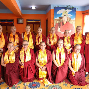 Tara Abbey Honours Senior Nuns
