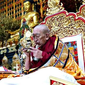 V.V. Khenchen Thrangu Rinpoche's Celebrates His 85th Birthday
