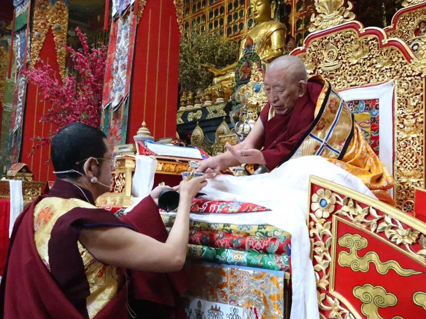 Zuri Tulku Rinpoche