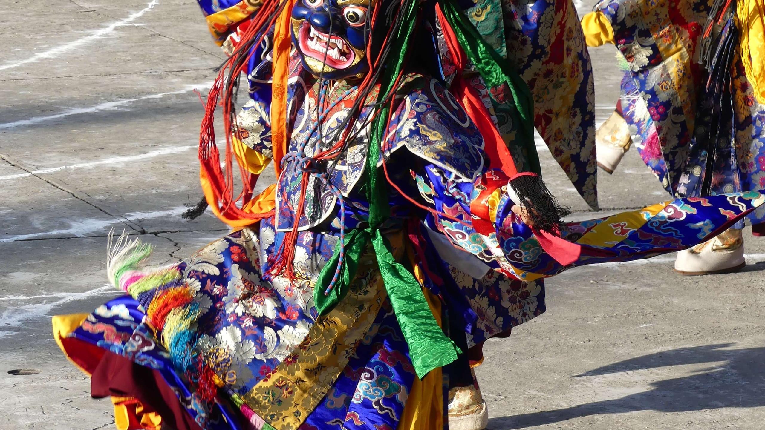 Lama Dancing