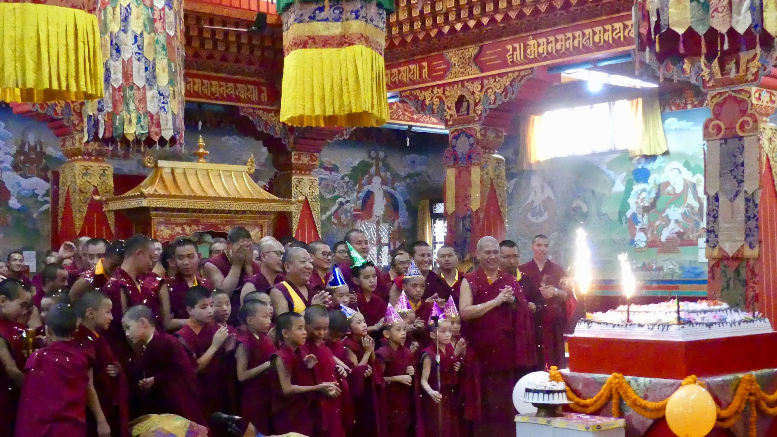 Happy Birthday Rinpoche!