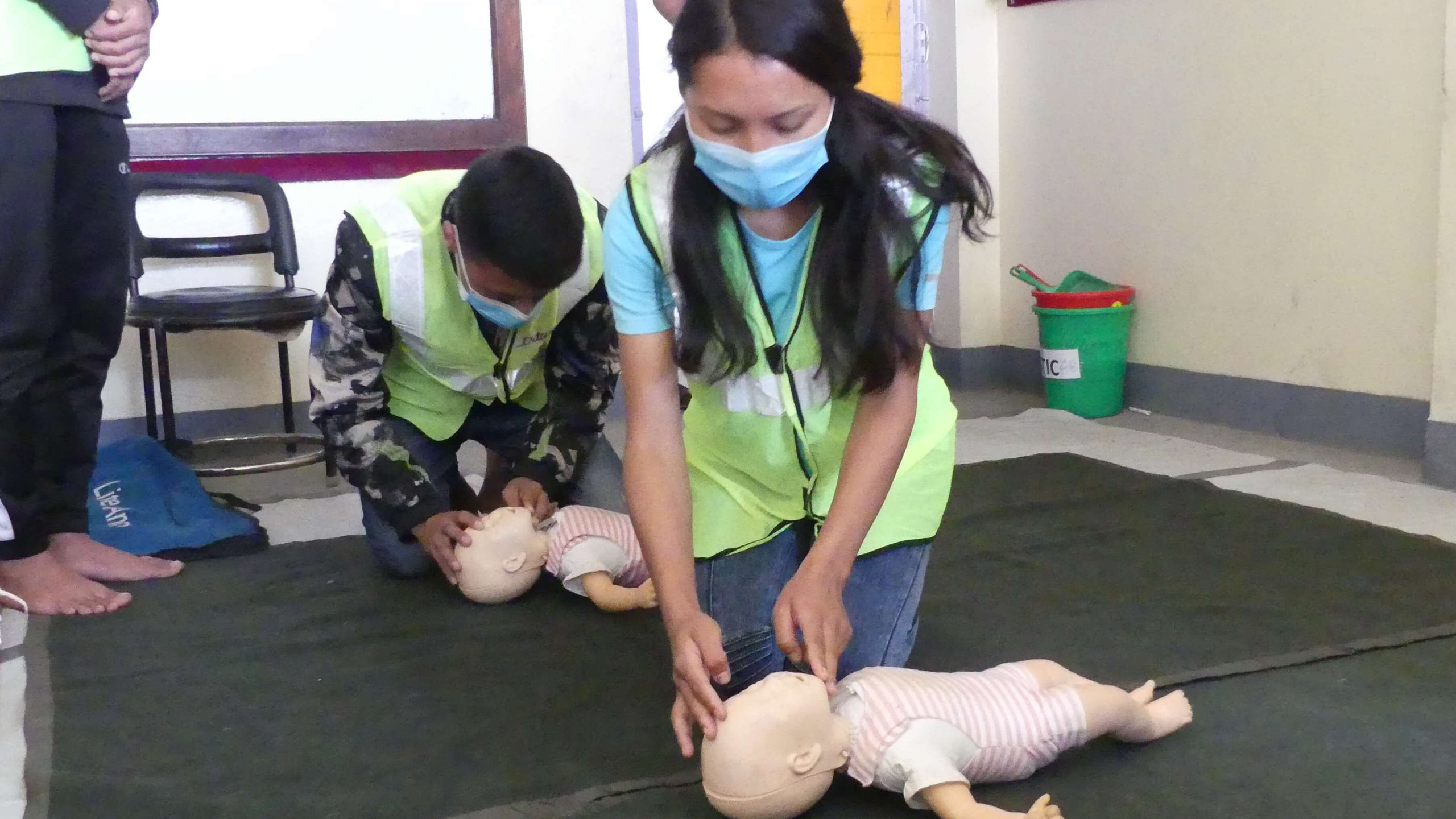 SMD 1st Aid and CPR Training