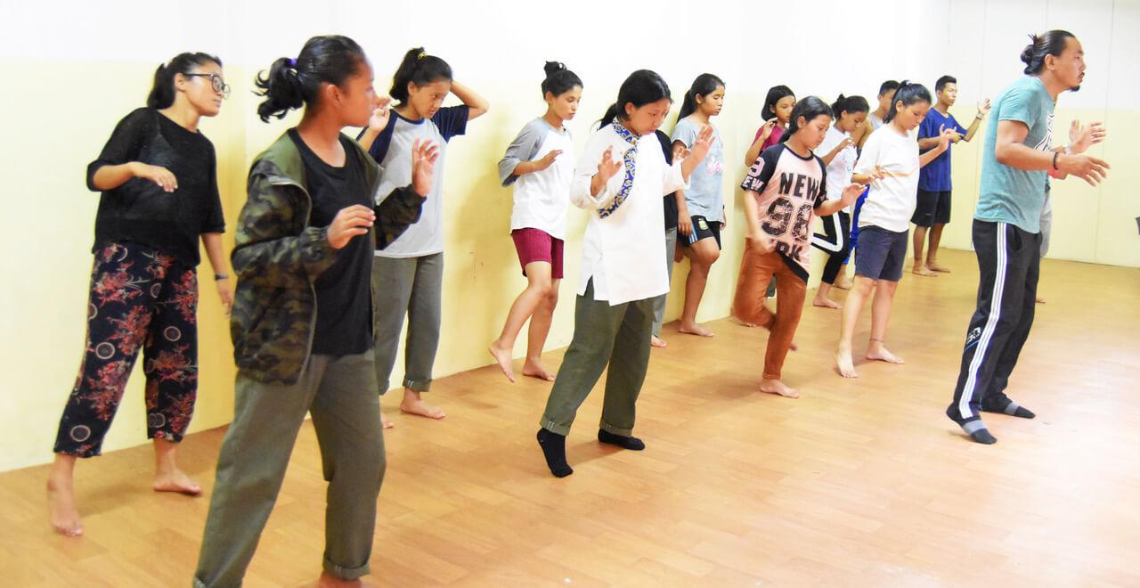 SMD Dance Program