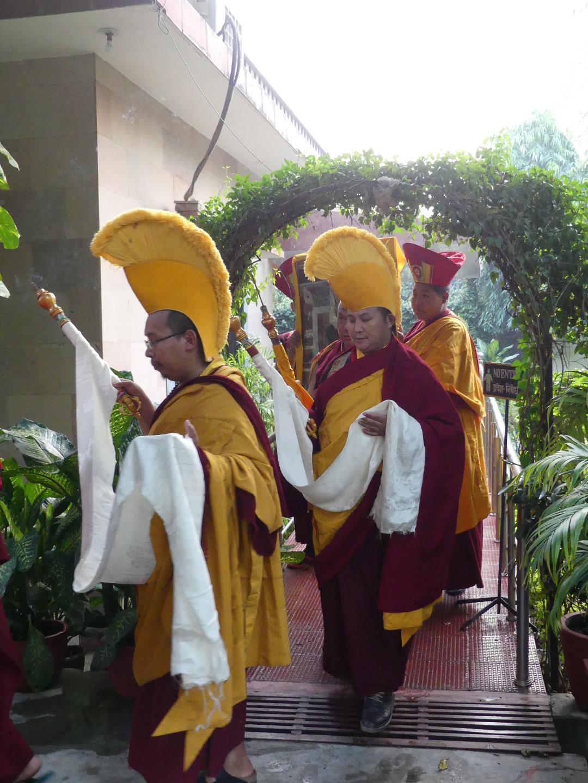 Birthday Procession