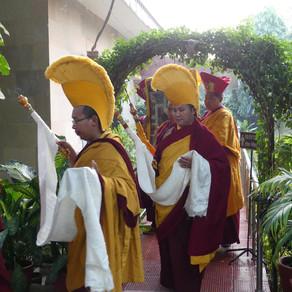 Celebrating Thrangu Rinpoche's 86th Birthday at VVI