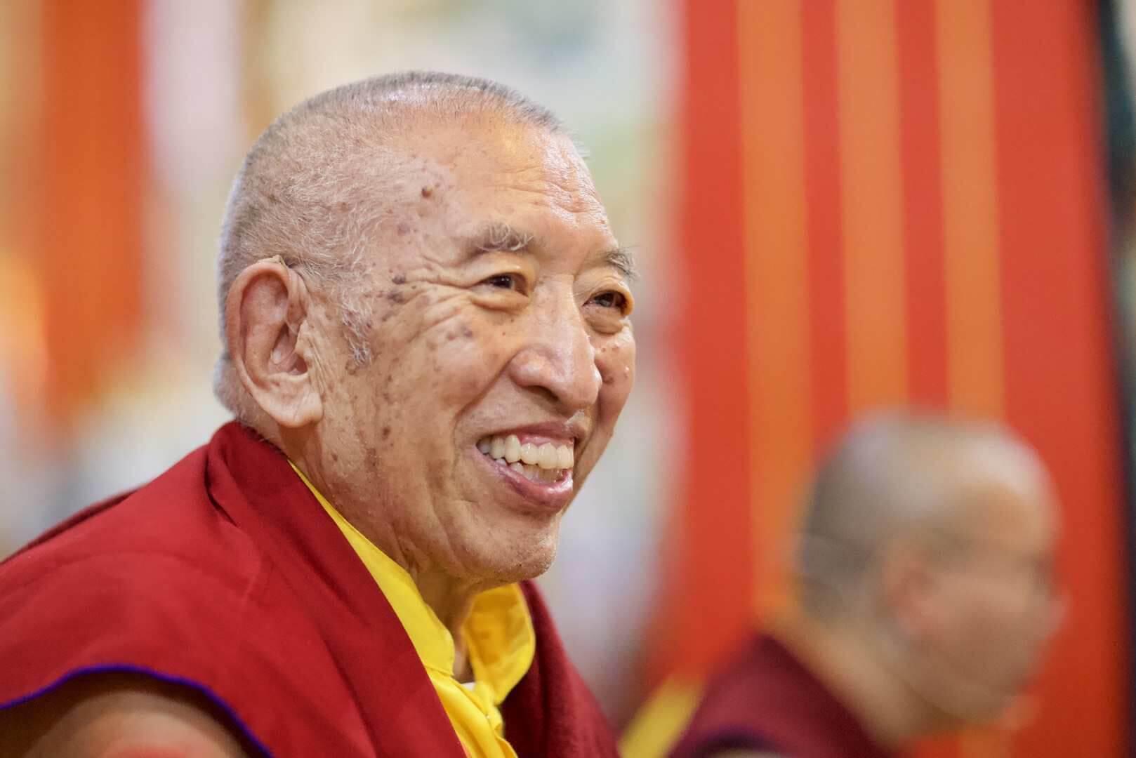 V.V. Khenchen Thrangu Rinpoche