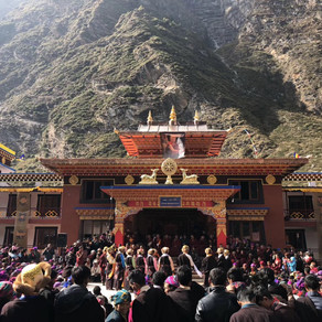 Tsum Valley Monastery Consecration