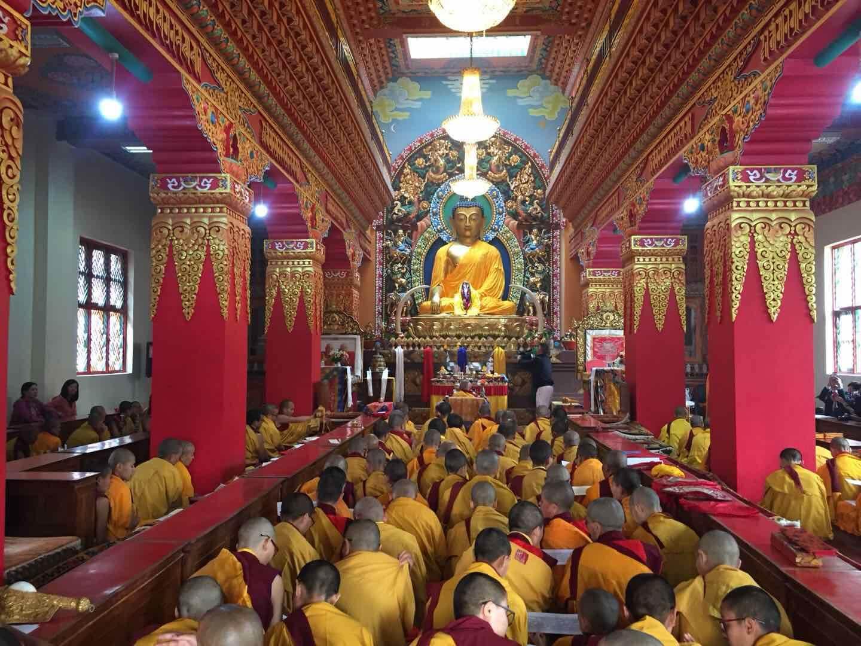 Tara Abbey Shrine Hall