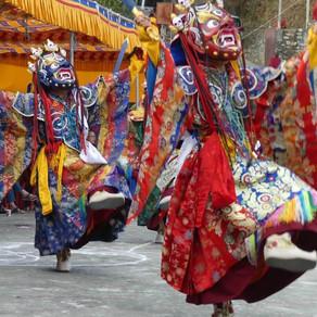 Long Life Empowerment and Lama Dancing