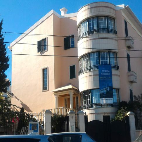 Moradia nos Olivais - Pintura de fachadas e exteriores