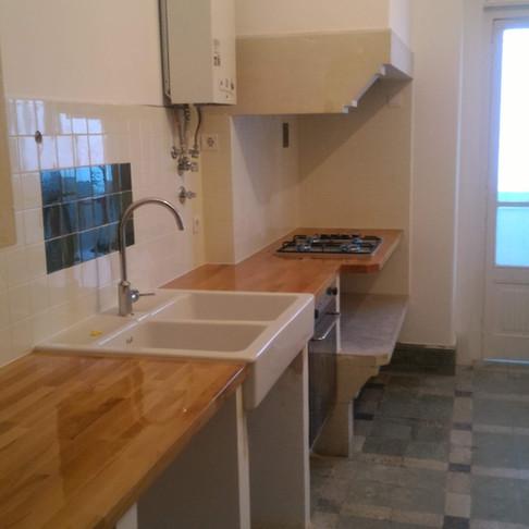Apartamento em Lisboa - Remodelação