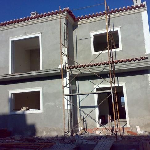 Moradia em Loures - Construção
