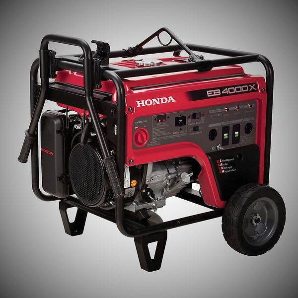 EB4000X, Honda Generators, Honda Warranty, generators