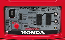 all circuits GFCI protected, Honda Generator, Honda Warranty, generators