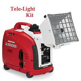 Tele-Light kit, Honda accessories, Honda Generators, Honda Warranty, generators