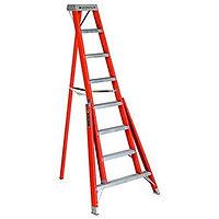 8' Ladder, 7 Step Ladder, Tripod Ladder, Louisville Ladder, 300lb