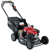 maintenance free shaft drive, Honda mower, Commercal lawn mower, walk behind mower, Honda warranty