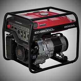 EG6500, Honda Generators, Honda Warranty, generators
