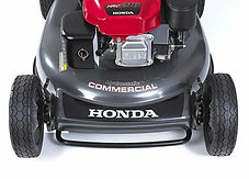 durable steel deck, Honda mower, Commercal lawn mower, walk behind mower, Honda warranty