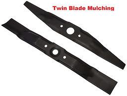 twin blade mulching, Honda accessories