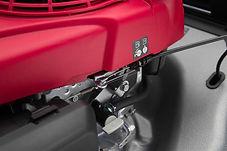 manual fuel shut off, Honda mower, walk behind mower, residential mower, Honda Warranty