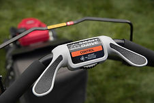 adjustable smart drive, Honda mower, walk behind mower, residential mower, Honda Warranty