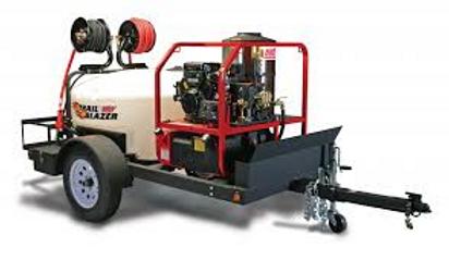 trailer, custom builds, Hos, pressure washer, p/w, Hotsy, Four Corners, Cortez, 4 Corners