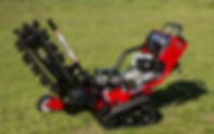 Tracked Trencher