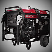 compact shape and design, Honda Generator, Honda Warranty, generators
