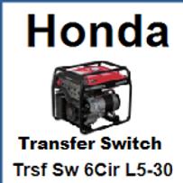 transfer switch, Honda Generators, Honda Warranty, generators