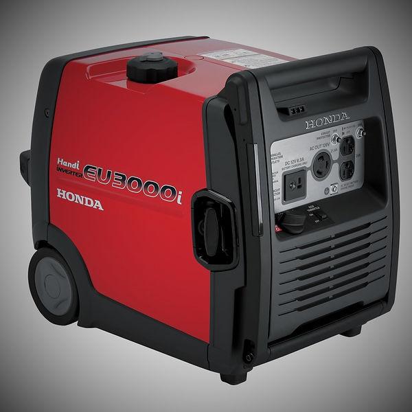EU3000i handi, Honda Generators, Honda Warranty, generators