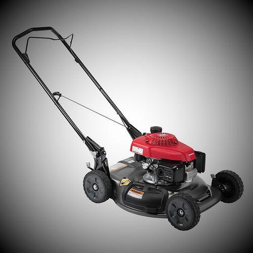 honda lawn mower, hrs216pka, walk behind mower, residential