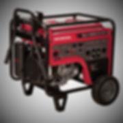 EM6500SX, Honda Generators, Honda Warranty, generators