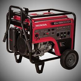 EM6500S, Honda Generators, Honda Warranty, generators