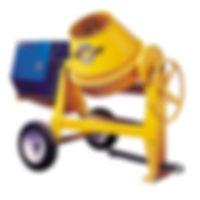 Towable Concrete Mixer, Tow Behind Cement Mxer, Cement Mixer
