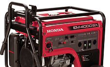 full frame protection, Honda Generators, Honda Warranty, generators