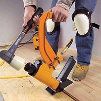 Pnuematic Floor Stapler, Floor Stapler/Nailer, Floor Nailer