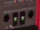 multiple front panel outlets, Honda Generators, Honda Warranty, generators