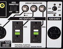 GFCI outlets, Honda Generator, Honda Warranty, generators