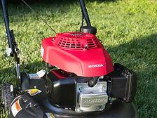 easy start, Honda mower, walk behind mower, residential mower, Honda Warranty
