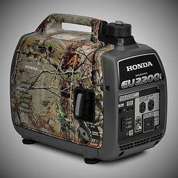EU2200 camo, Honda Generators, Honda Warranty, generators