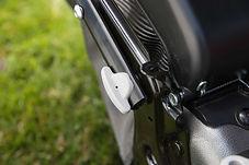easy fold handle, Honda mower, walk behind mower, residential mower, Honda Warranty