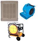 Heater, Fan, Cooler